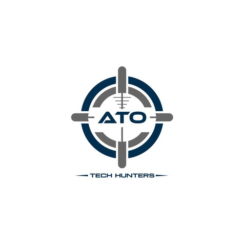 ATO Tech Hunters Logo