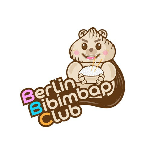 Logo for Bibimbap Club Berlin