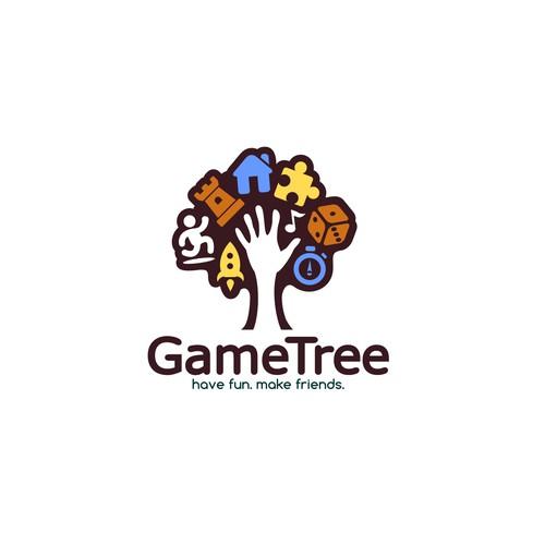 Logo for GameTree