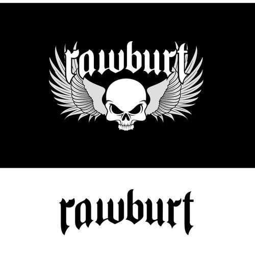Metal band Rawburt needs new logo