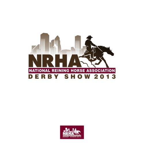 New logo wanted for 2013 NRHA Derby Show - Horse Show