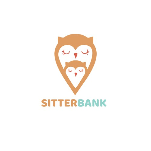 Logotype proposal for Sitterbank