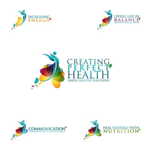 Creating Perfect Health needs a new logo