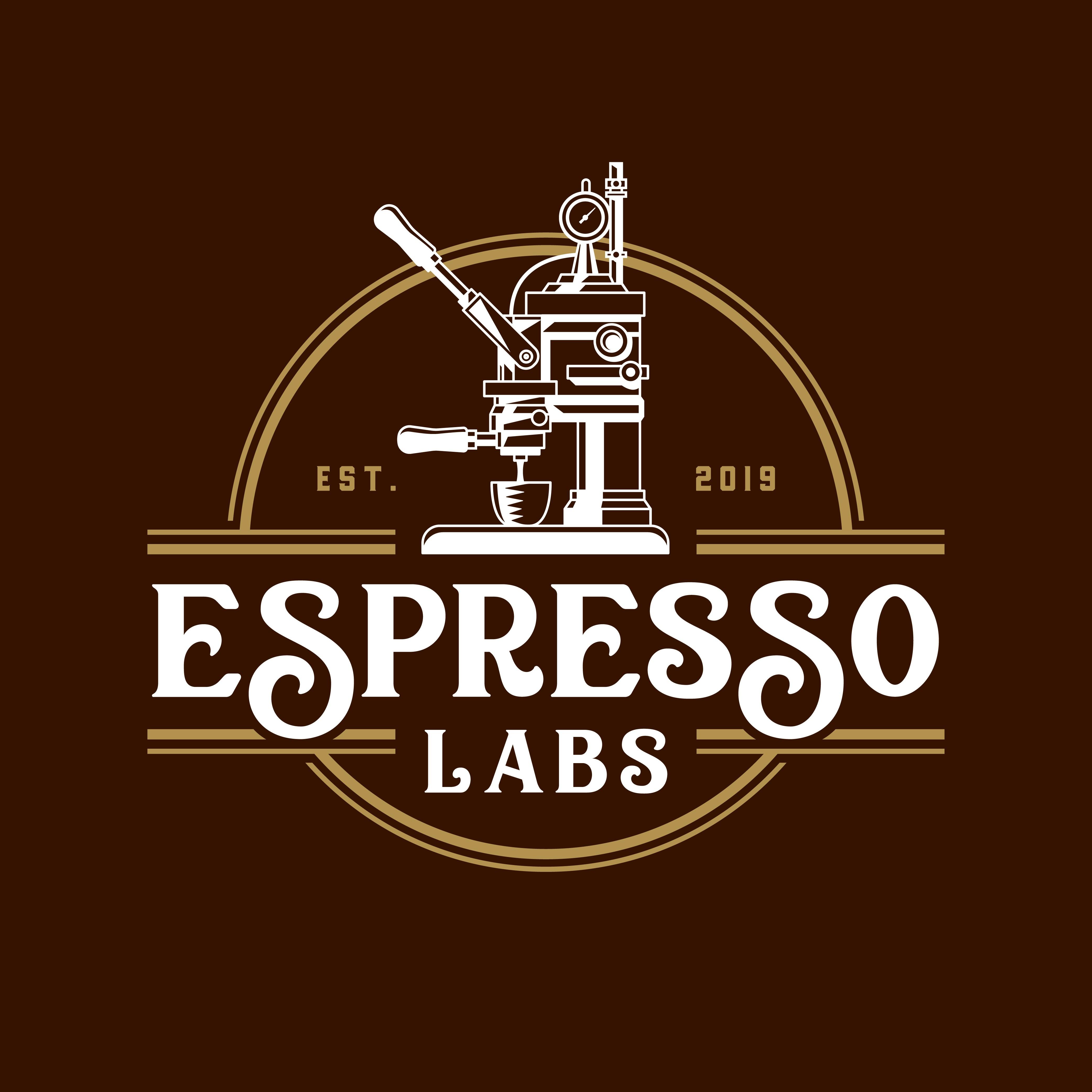 Espresso Labs Logo Design