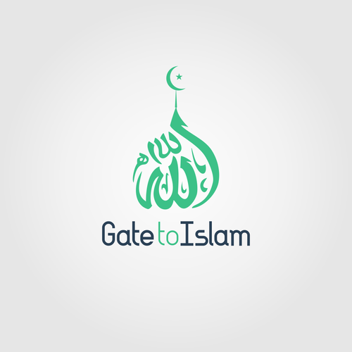 logo concept for Gate To Islam