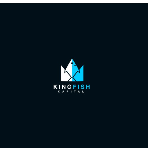 Logo for asset holding company Kingfish Capital.