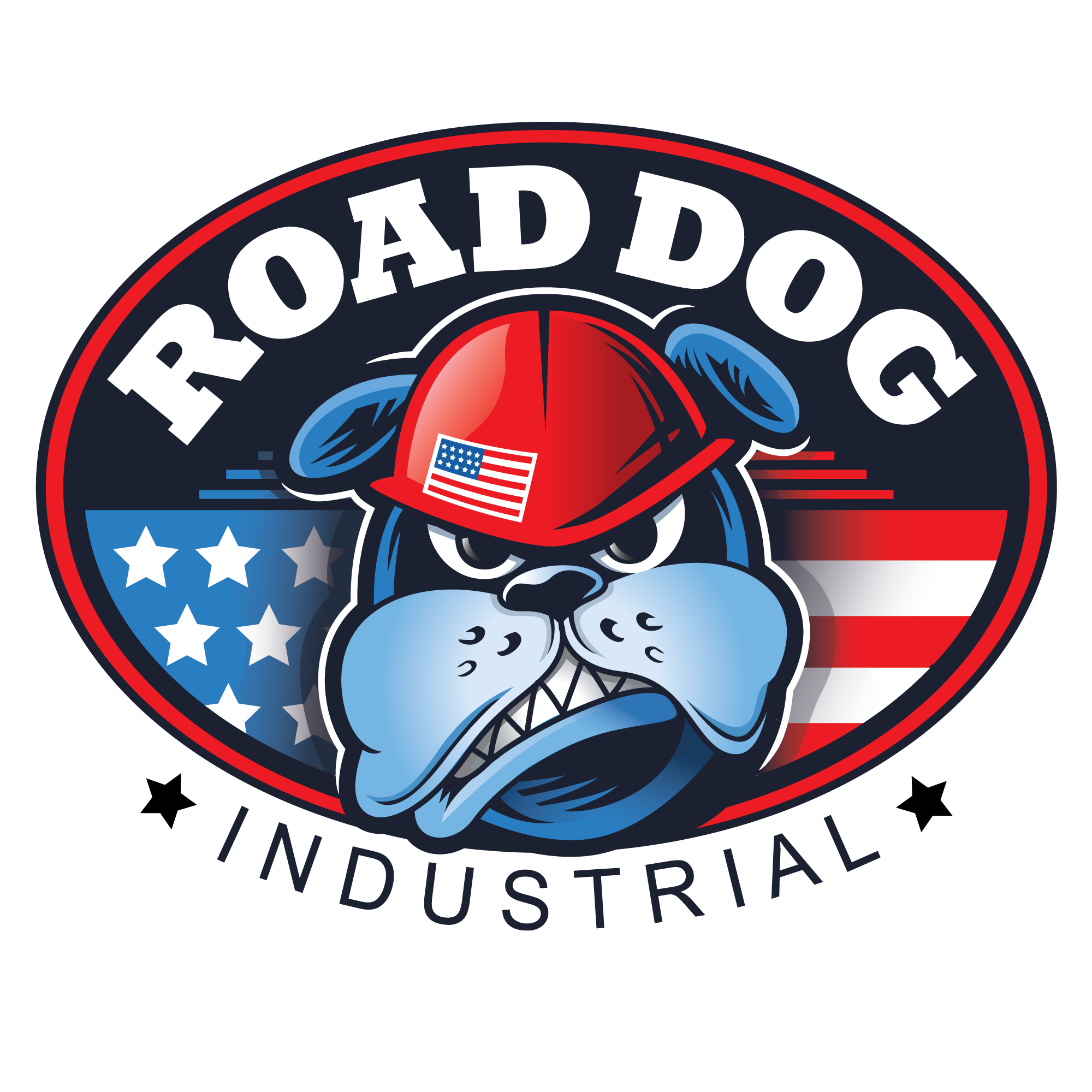 Industrial staffing agency needs a logo upgrade