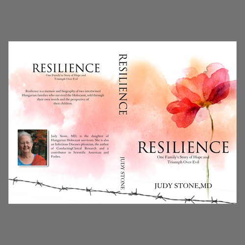 Resilience: Book cover