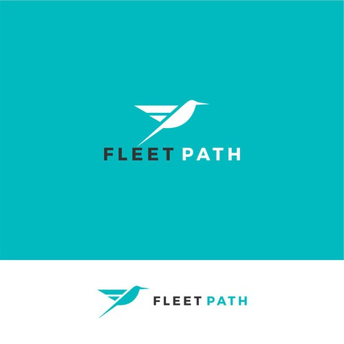 Logo design for technology company in transportation industry