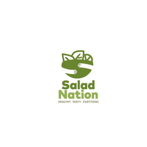 Salad bowl logo