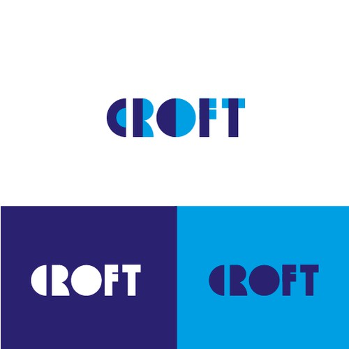 Custom type created for Croft Medical Scrubs.