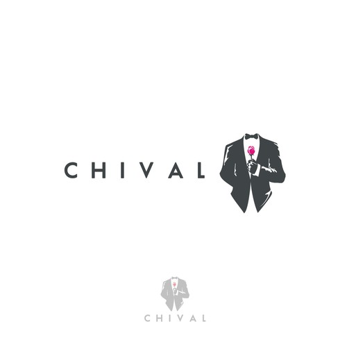 classy logo for men clothing line