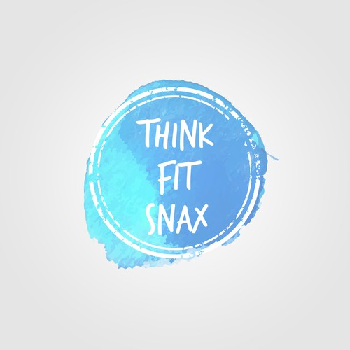 Organic Logo Concept for Think Fit Snax