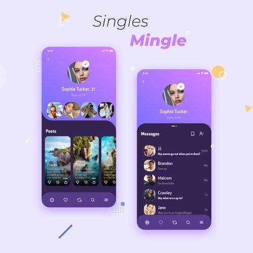 Singles Mingle