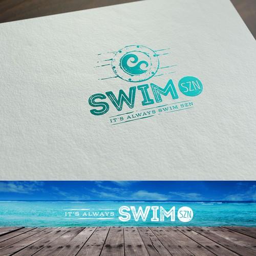 Logo for Swim Szn