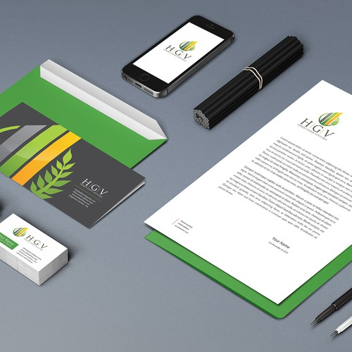 Full business design for Hebert Grain Ventures