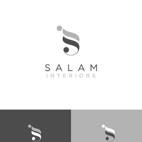 Logo for interior studio
