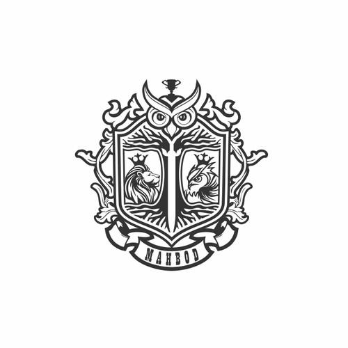 Mahbod family crest