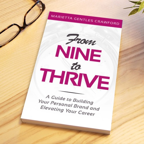 Nine to Thrive Book Cover