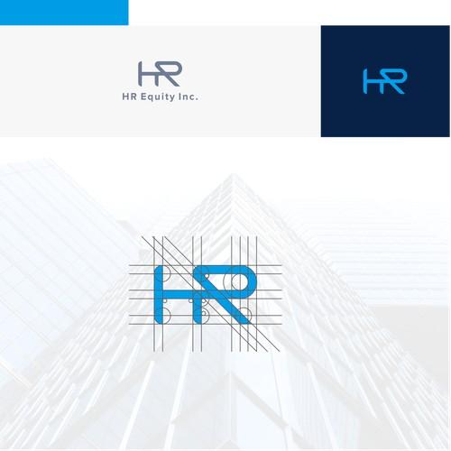 HR Equity logo design
