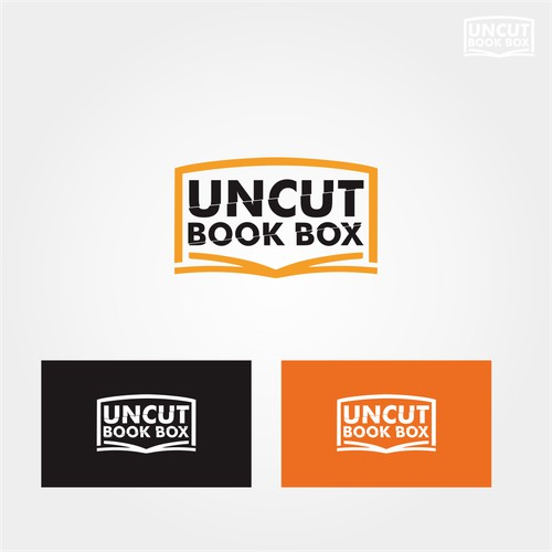 LOGO UNCUT BOOK BOX