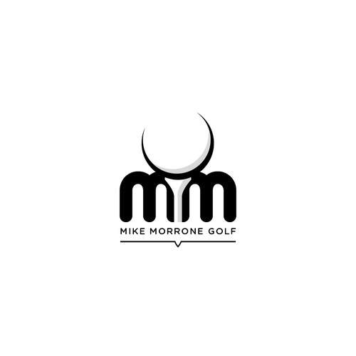 Create the next logo for Mike Morrone Golf