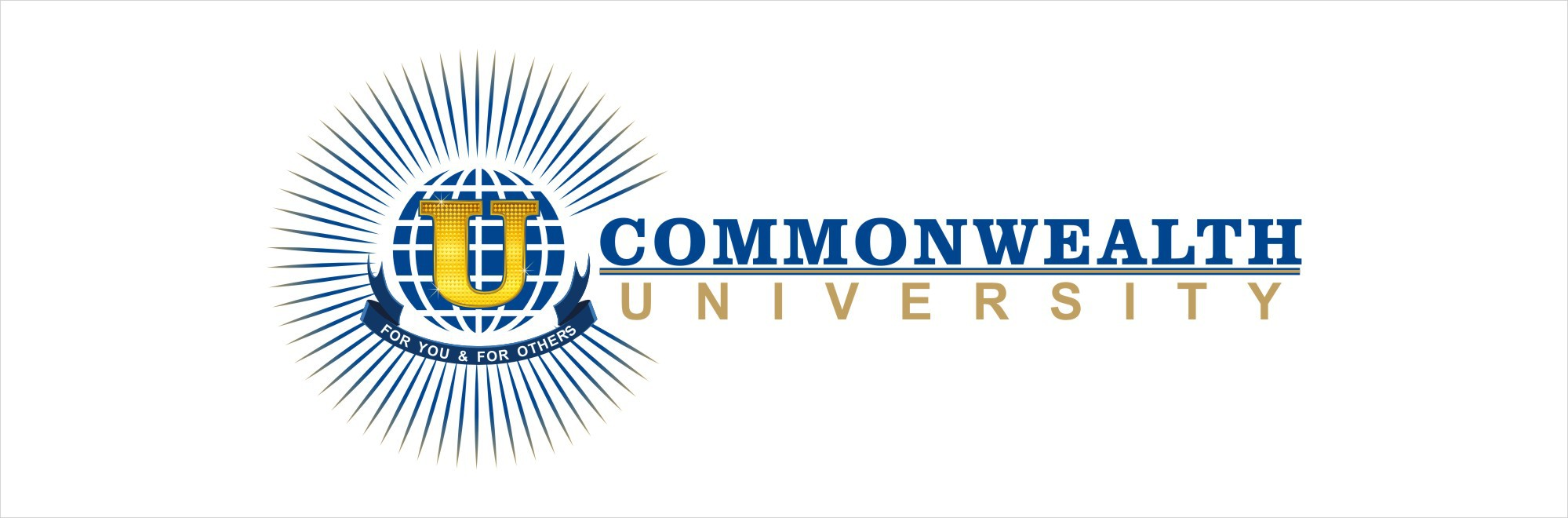 CommonWealth University LOGO DESIGN