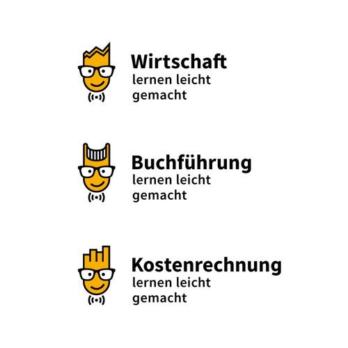 Logo for online education