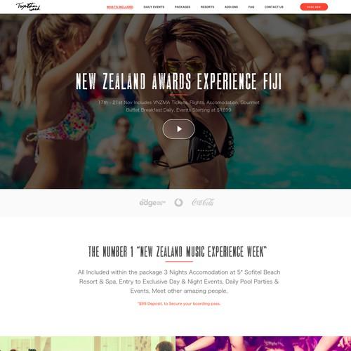 New Zealand Experience Fiji