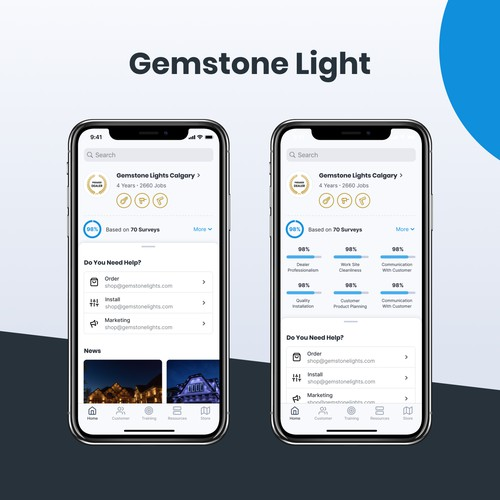 Gemstone Light
