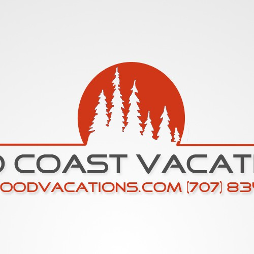 Redwood Coast Vacation Rentals needs a new logo