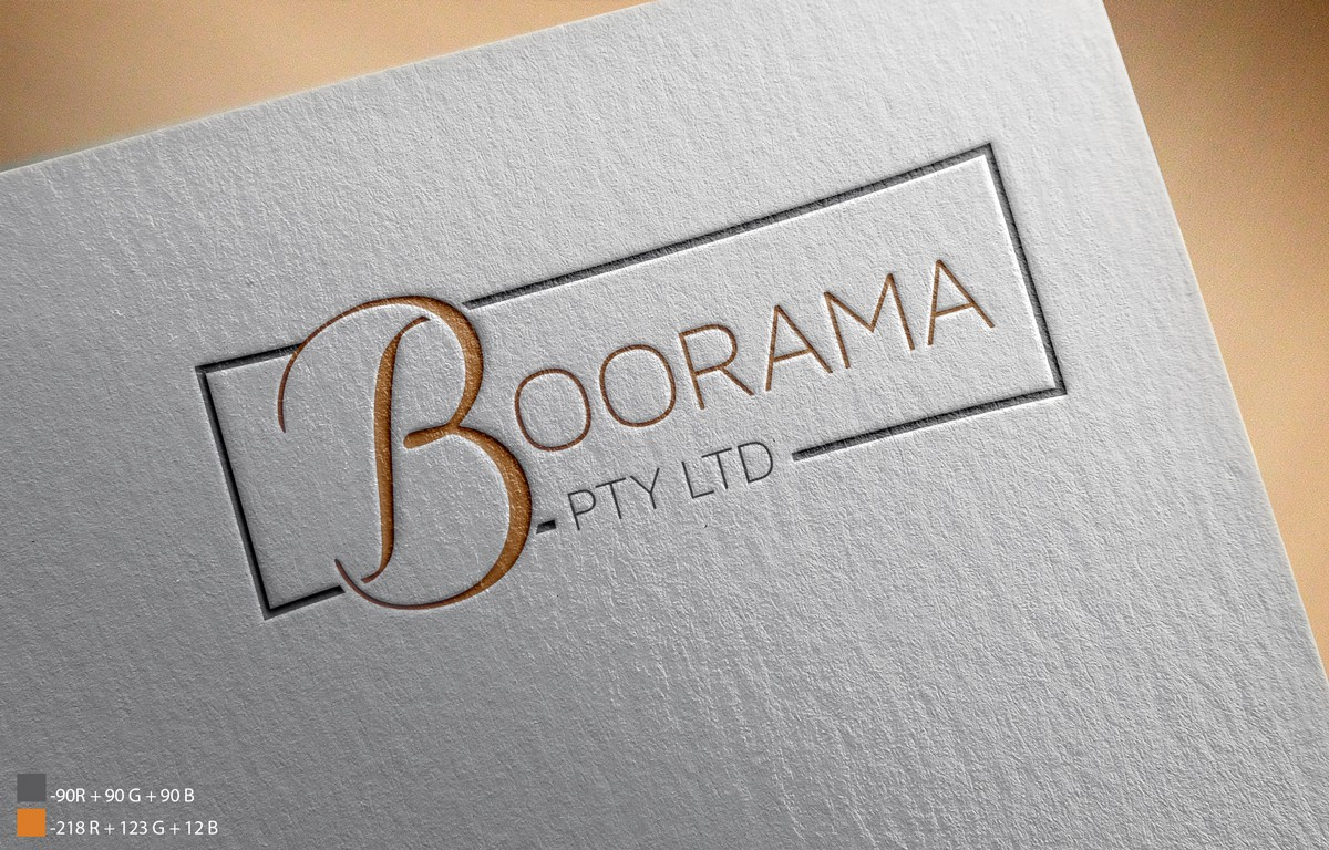 Create a logo blending a touch of artistic individuality with sophisticated subtle professionalism
