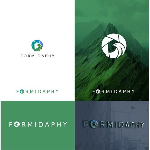 formidaphy logo design