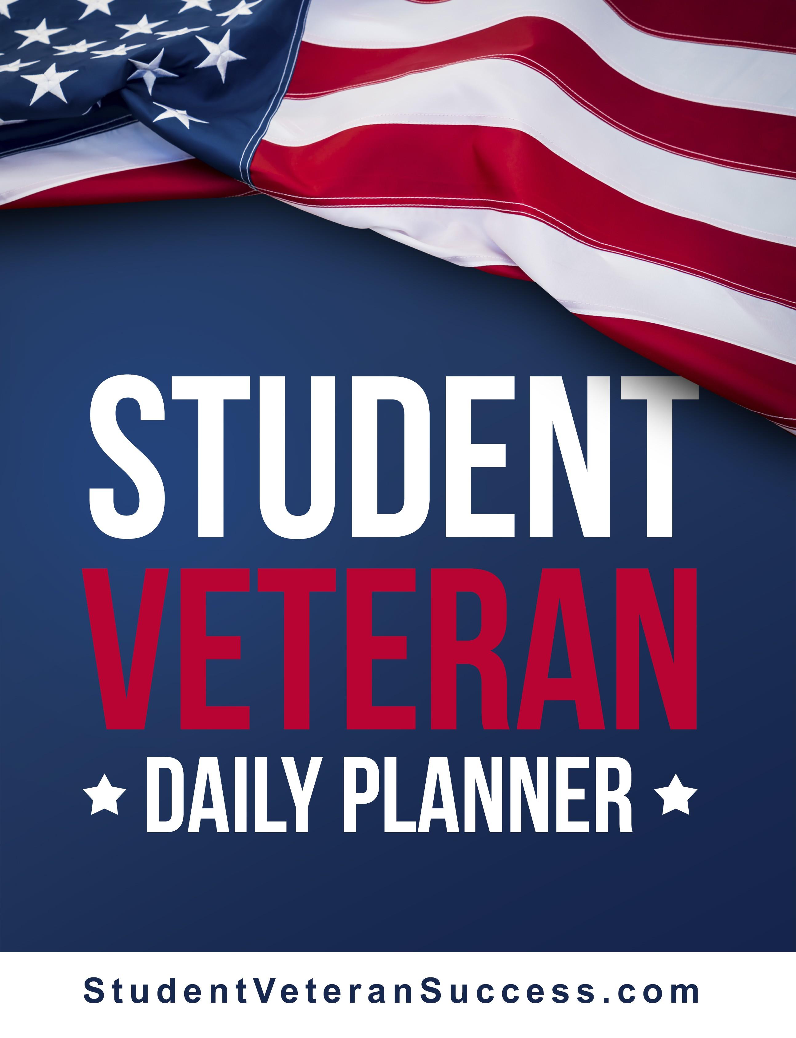 Student Veteran Daily Planner