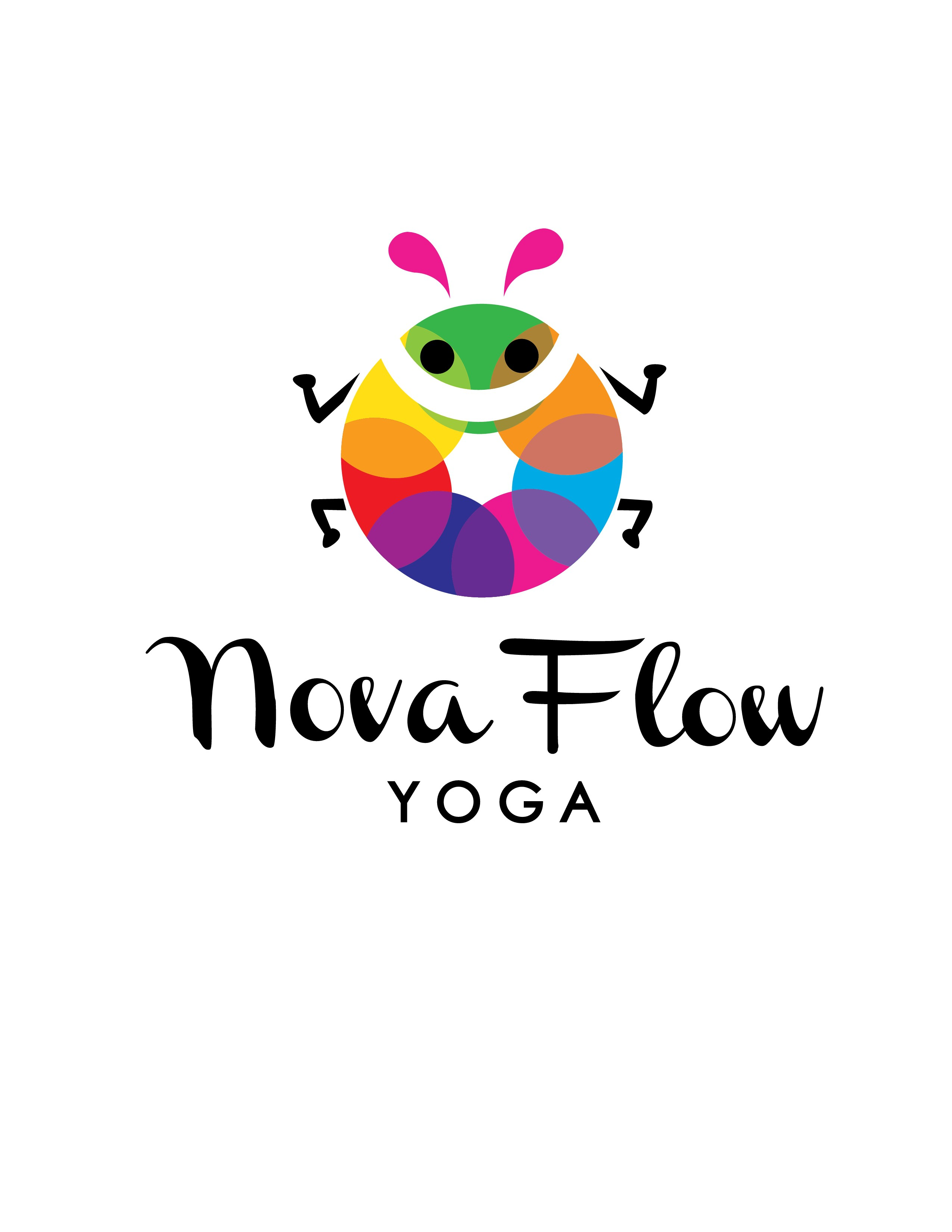 Yoga store requiring a brand establishing, peaceful, symbol