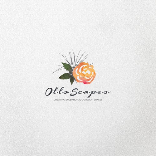 Logo for Otto Scapes