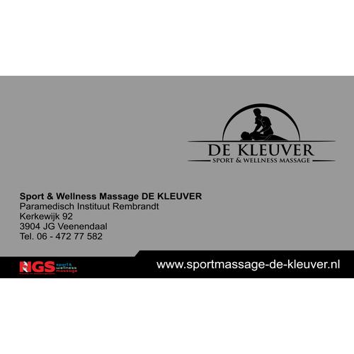 Logo voor Sport- en Wellnessmassage praktijk