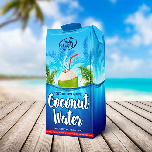 Coconut Water Tetra Pack 330 ml