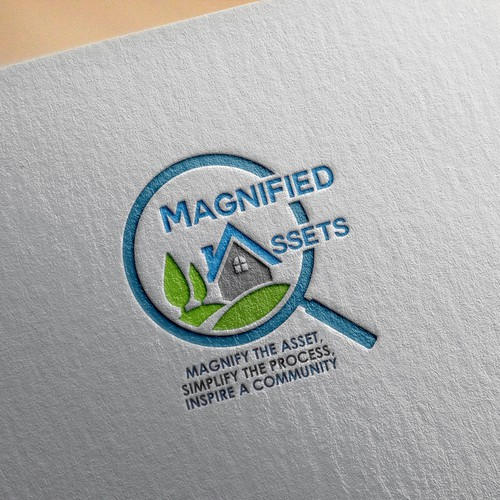 magnified assets