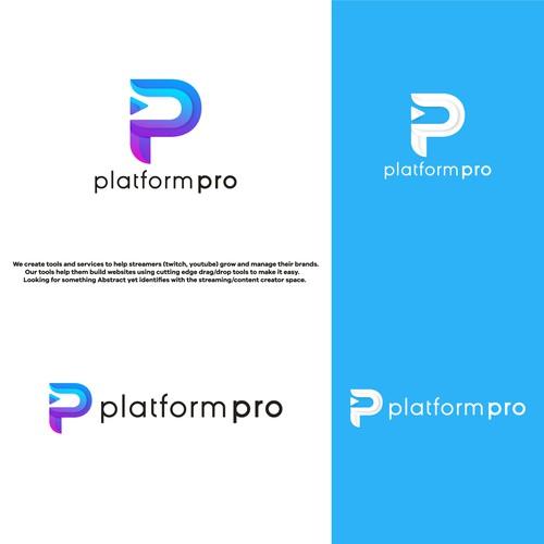 Logo for a modern technology company