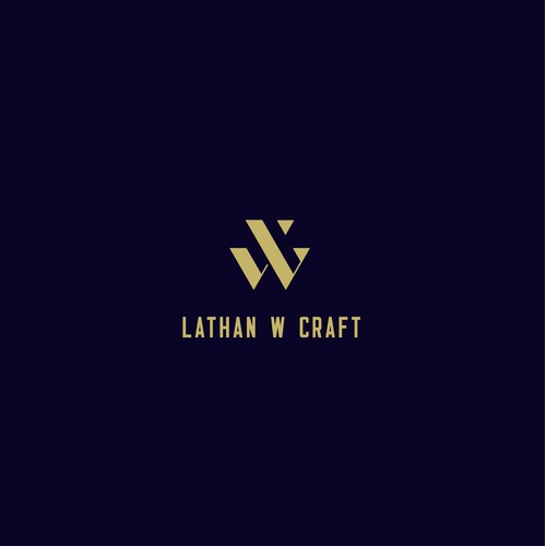 Lathan W Craft logo