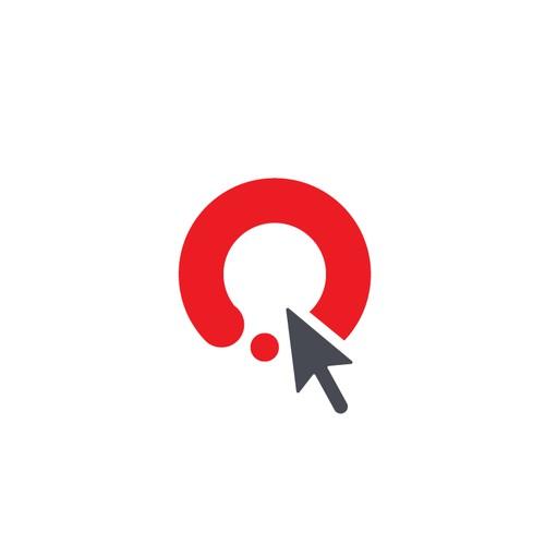 Logo concept for web design & development studio