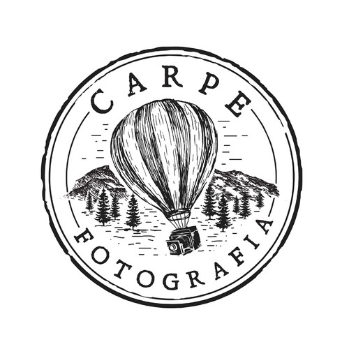 Logo design for 2 wedding photographers