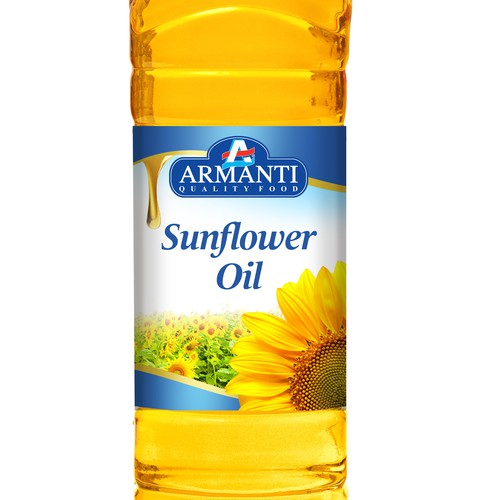 Armanti Sunflower Oil