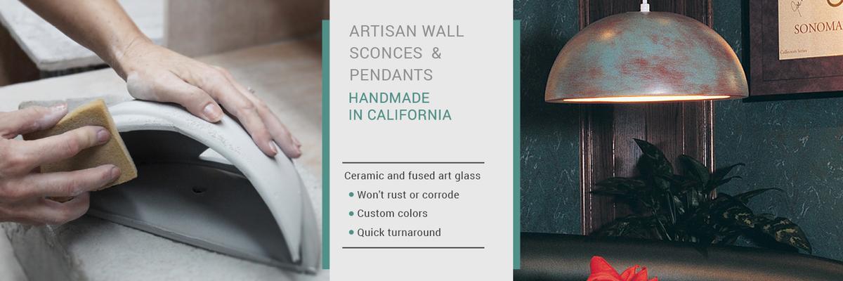 Brand refresh for A19's handmade ceramic lighting fixtures
