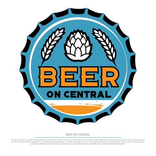 craft beer distributer logo