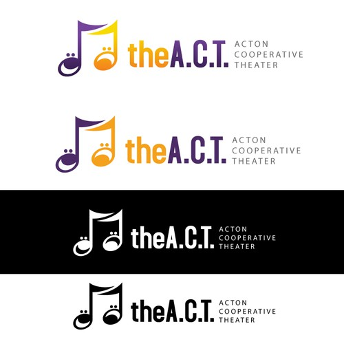 logo for The A.C.T.