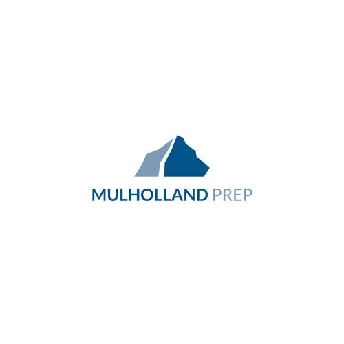 Logo Redesign for Mulholland Prep