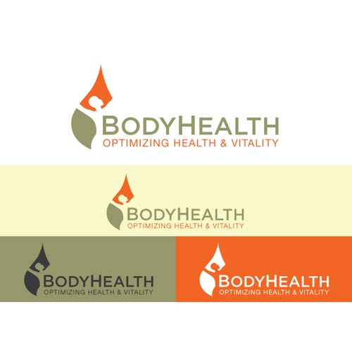 Create a winning logo design for BodyHealth