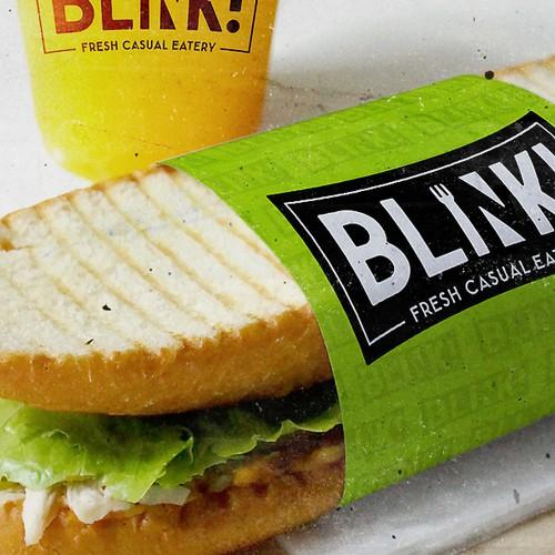 Blink! Logo
